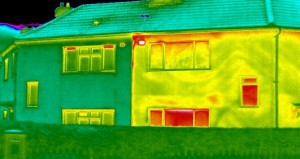 The difference between cavity wall insulation and no cavity wall insulation