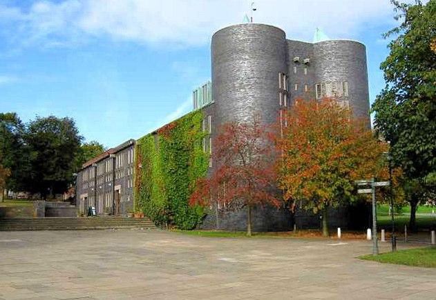 Commercial Roof Leak Repair Keele University Chapel Thermal Imaging Survey by Building ...