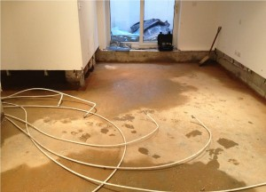 Water Removal Service London