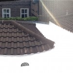 Silicone Flat Roof Repair