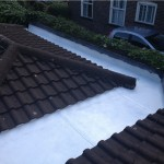 Silicone Flat Roof Repair London