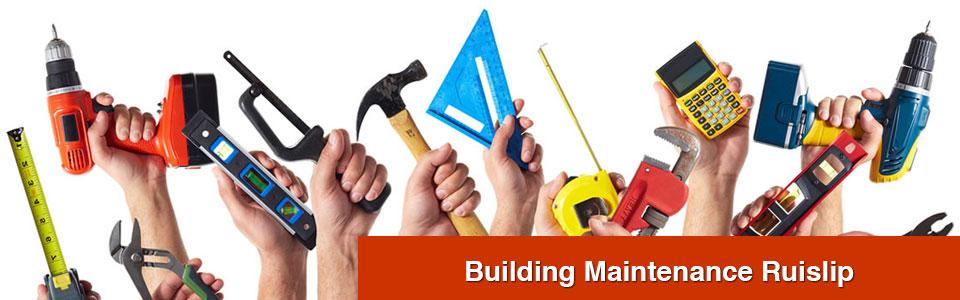 Building Maintenance Ruislip
