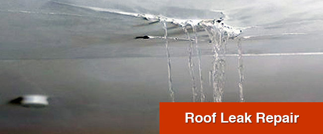 Roof Leak Repair London