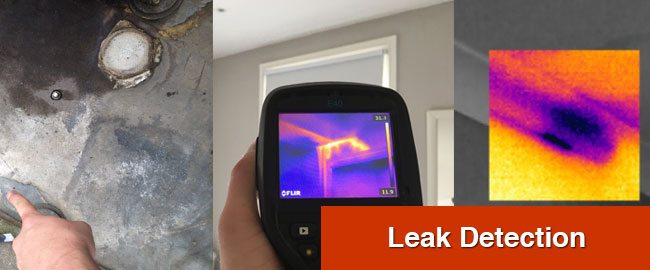 Water Leak Detection London