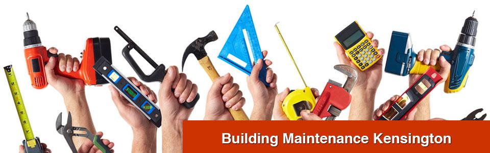 Building Maintenance Kensington