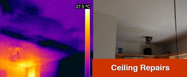 Ceiling Repairs London