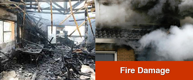 Fire Damage Restoration London