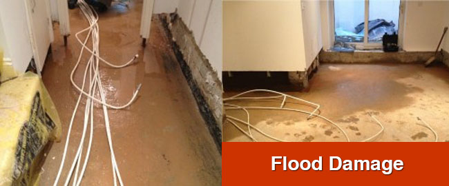 Flood Damage London