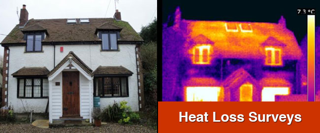 Heat Loss Surveys London