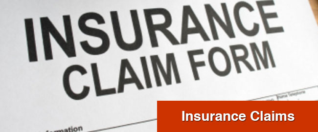 Buildings Insurance Claims London
