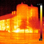 Keele University Chapel Thermal Imaging Survey