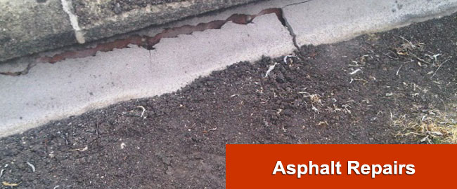Asphalt Repairs London