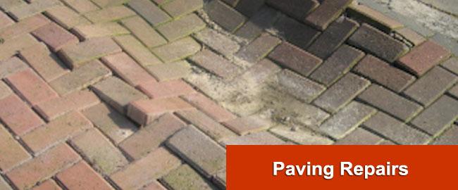 Paving Repairs London