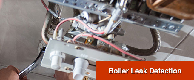 Boiler Leak Detection London