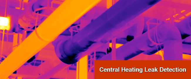 Central Heating Leak Detection London
