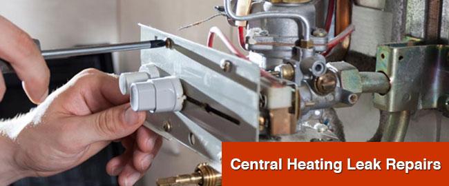 Central Heating Leak Repairs London
