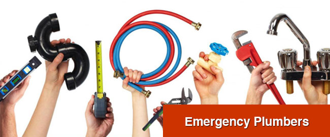 Emergency Plumbers Hackney