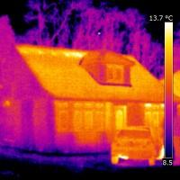 Heat Loss Thermal Imaging Survey Watford